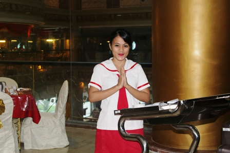 At Your Service !!!