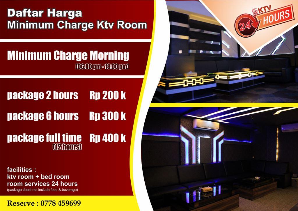 minimum charge1