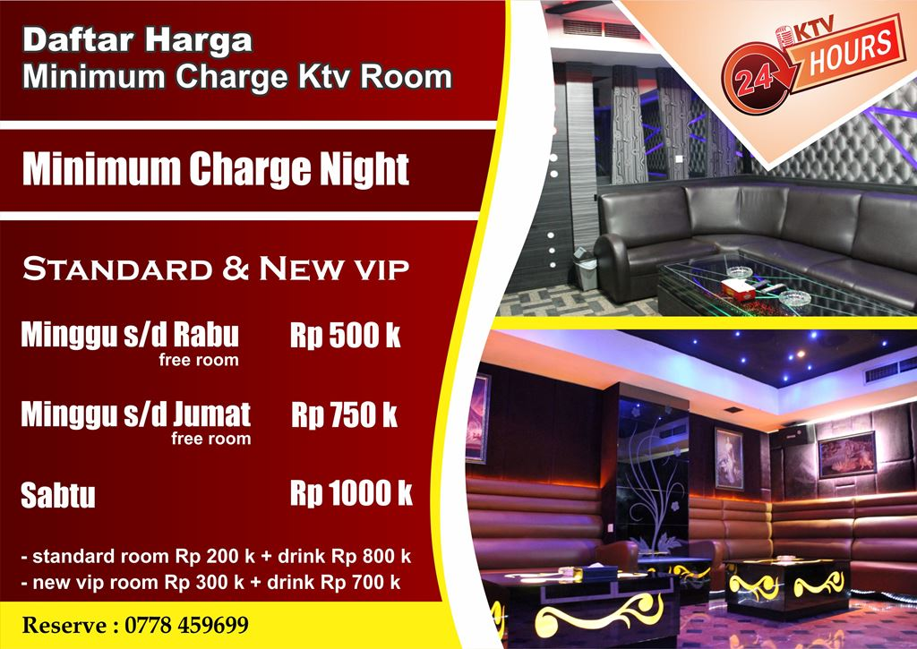 minimum charge3