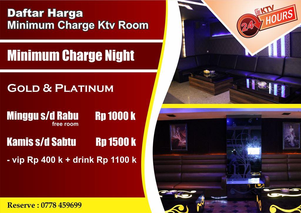 minimum charge4