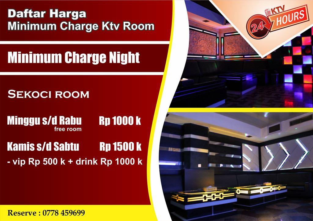 minimum charge6
