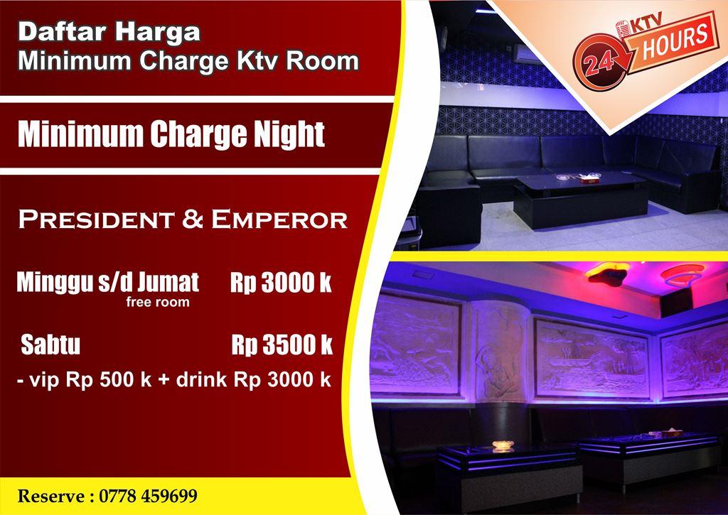 minimum charge7